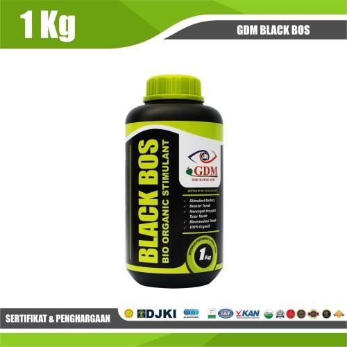 Foto Produk GDM Black BOS (Bio Organic Stimulant) dari GDM Official Store