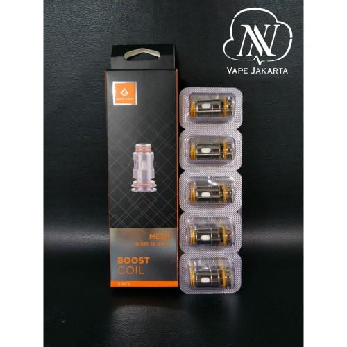 Foto Produk Aegis Boost Coil Replacement 0,6 ohm dari NNVape