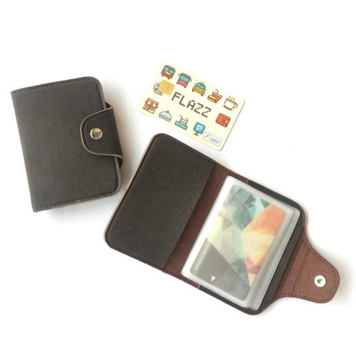 Foto Produk Dompet kartu. Dompet kartu kredit. CARDHOLDER. Kulit sintetis. dari Cindy Leather Goods