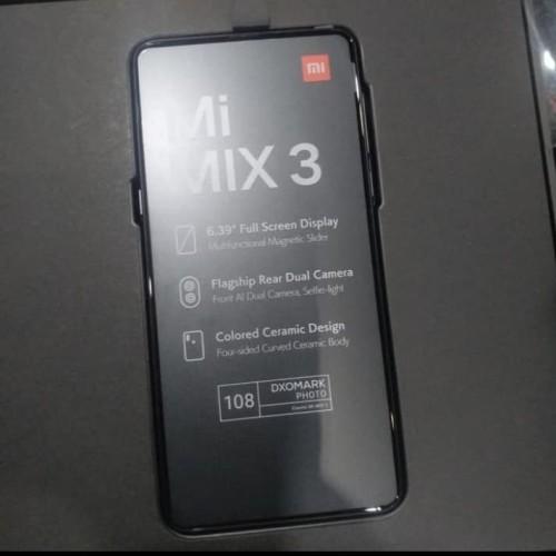 Foto Produk Xiaomi mimix3 Ram 6/128 Gb - Hitam dari caisar shop99