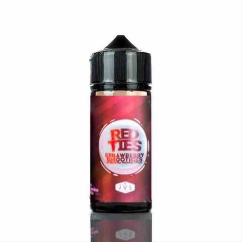 Foto Produk REDTIES Strawberry Smoothies Liquid Vape 100ML dari NAYLIL STORE99
