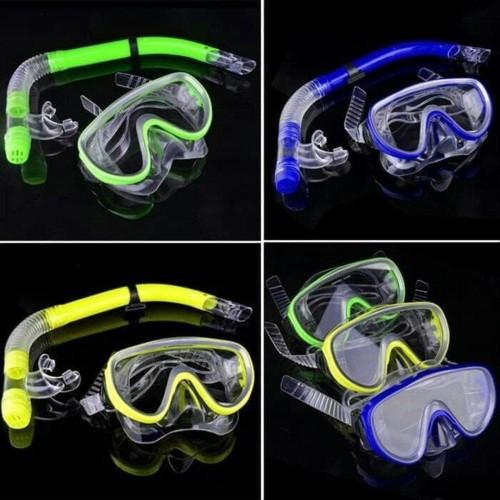 Foto Produk Kacamata Renang -Feb snorkling anak dewasa kaca mata snorkling alat dari NAYLIL STORE99