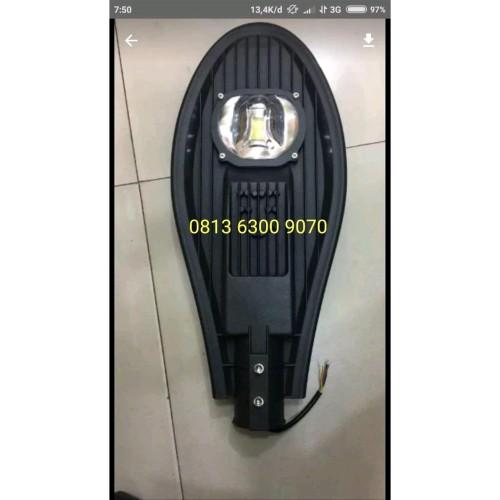 Foto Produk Lampu jalan cobra 50 watt warna kuning dan putih dari NAYLIL STORE99