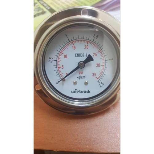 Foto Produk Pengukur Tekanan -Feb pressure gauge 2 5 payung dari NAYLIL STORE99