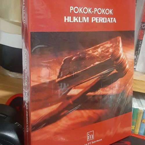 Foto Produk POKOK - POKOK HUKUM PERDATA dari rheny book store