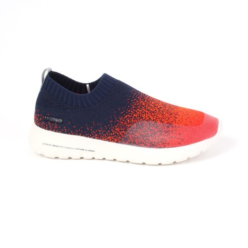 Foto Produk Footwear Women Wakai FW11926 GYOU Navy/Cherry - 37 dari Wakai Official Store