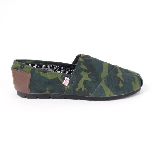 Foto Produk Footwear Men Wakai FM11919 CORE Woodland - 42 dari Wakai Official Store