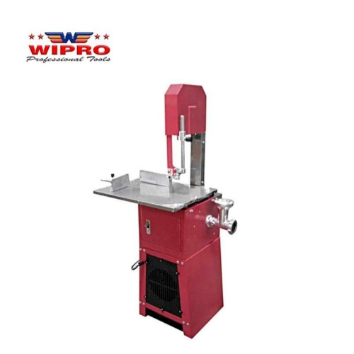 "Foto Produk Mesin Table Meat Saw / Bone Saw + Penggiling Daging 10"" WIPRO dari Jago Teknik"