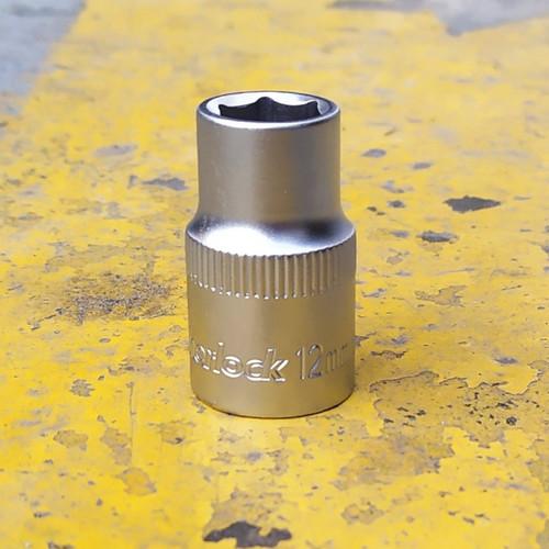 Foto Produk SHERLOCK 1/2 INCH KUNCI SHOCK 12 MM 6 PT/ MATA SOK /SOCK dari SHERLOCK TOOLS