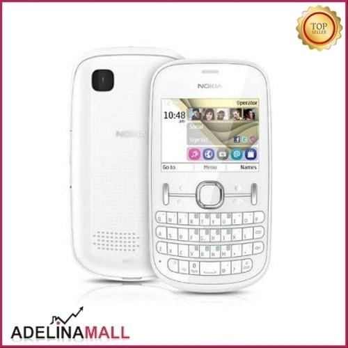 Foto Produk [Promo] Nokia Asha 201 Original | HP Jadul | Nokia Jadul [Termurah] dari yudi store057
