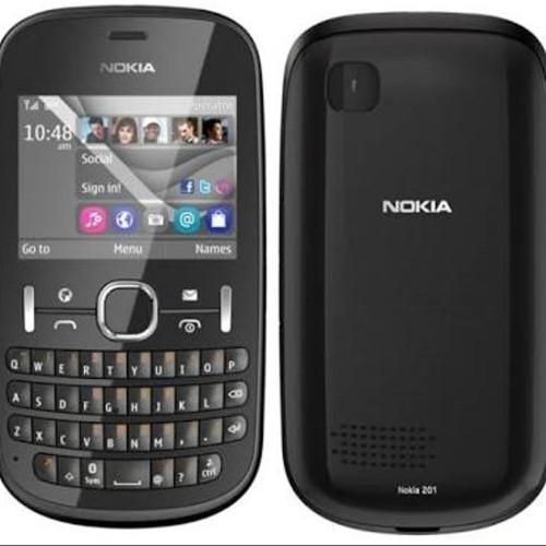 Foto Produk Dijual NOKIA ASHA 201 DUAL SIM GSM ORIGINAL Limited dari siva23