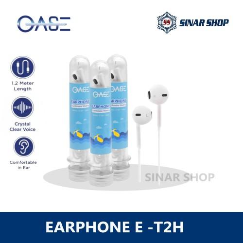 Foto Produk Oase Earphone ET2H Original - Garansi Resmi dari Home Cell