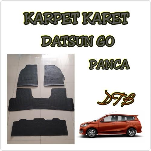 Foto Produk karpet karet mobil datsun go panca dari SJJ_shop