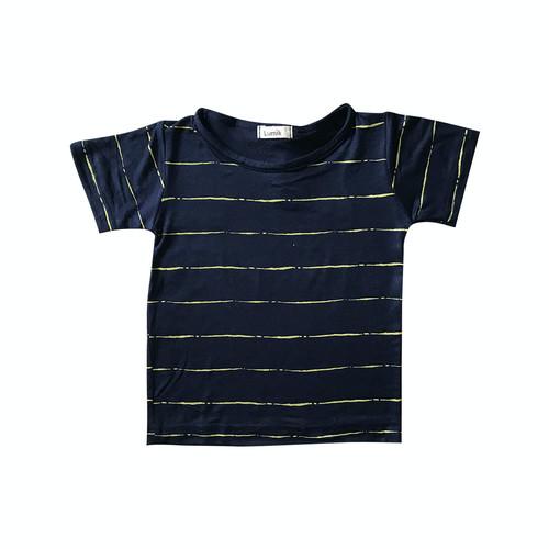 Foto Produk Lumik Big Navy Stripes Tee - 1-2 tahun dari Lumik Baby Shop