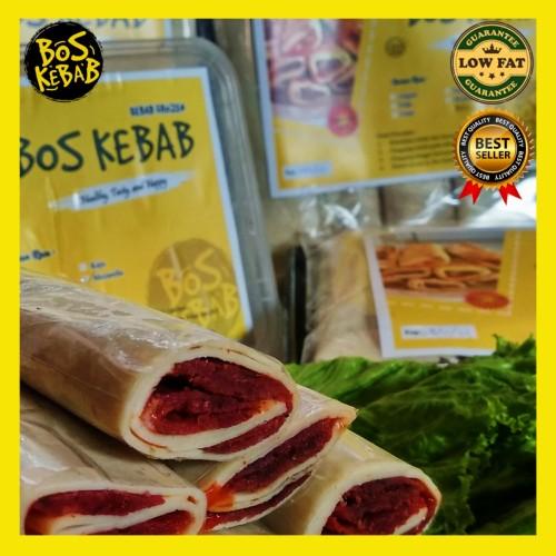 Foto Produk Kebab Frozen Medium Pedas by Bos Kebab dari Kebab Frozen Depok