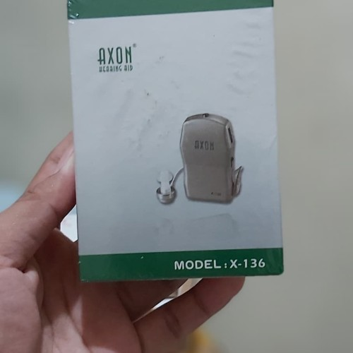 Foto Produk Alat bantu dengar axon x 136 dari yusuf_wear