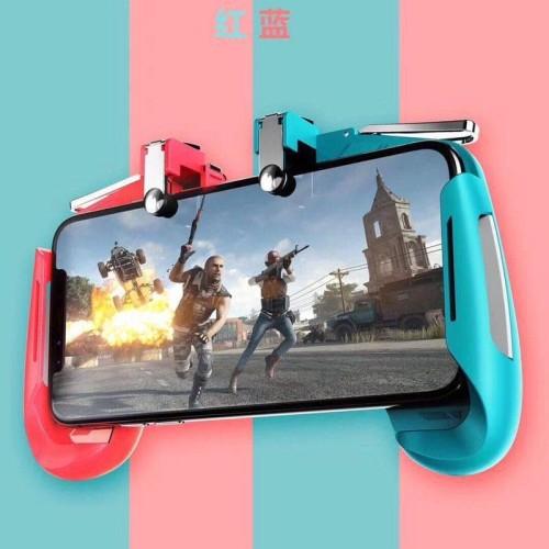 Foto Produk Gamepad Type Ak16 Terbaru PUBG Mobile Controller dari Grosir Murah AccHp