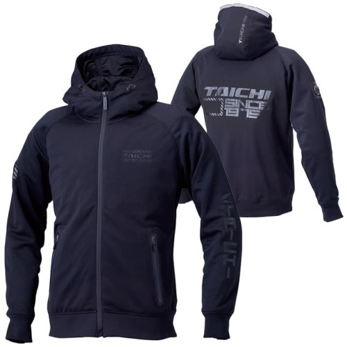 Foto Produk RS Taichi RSJ316 Jacket Air Track Parka - Glossy Black - XXL dari RS Taichi Official Store