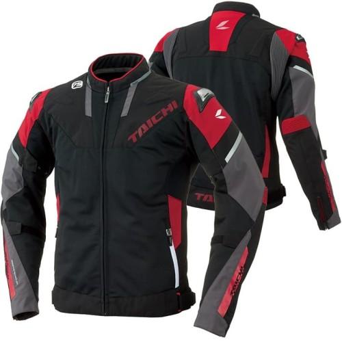 Foto Produk RS Taichi RSJ318 Jacket Armed High Protection Mesh - Red Black - XXL dari RS Taichi Official Store
