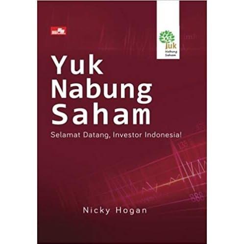 Foto Produk Yuk Nabung Saham: Selamat Datang, Investor Indonesia! - Nicky Hogan dari ombotak