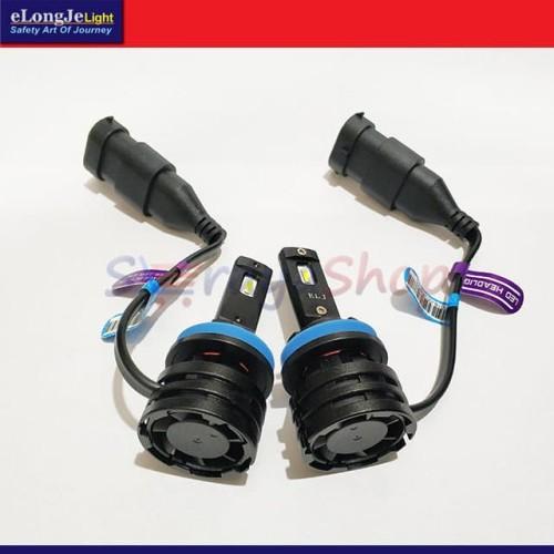 Foto Produk Lampu LED Premium H8 / H11 / H16 6500K ELJ dari Seraya Shop