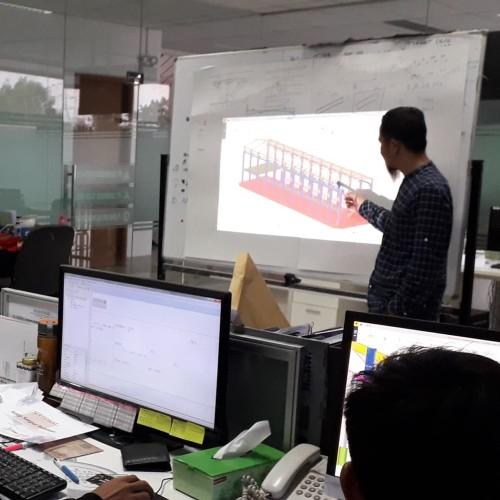 Foto Produk kursus Tekla struktur dari Dizar Smart