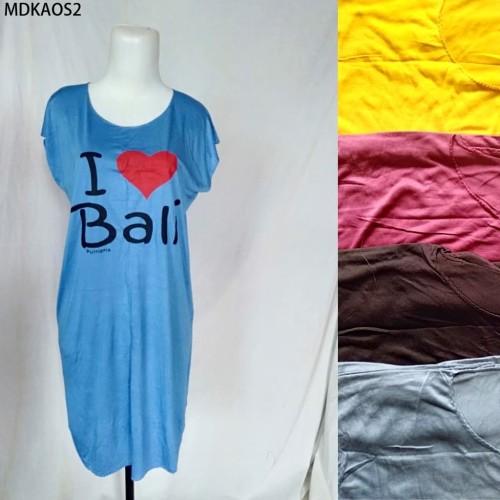 Foto Produk Grosir Daster Midi Kaos Murah Baju Tidur DB 2 dari Rumah Batik Pekalongan 2
