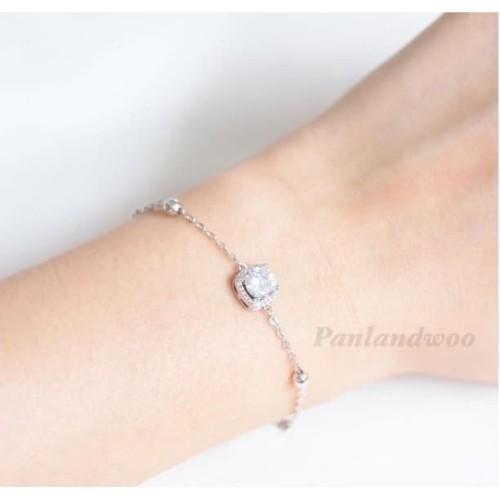 Foto Produk Gelang Tangan Panlandwoo Fashion Korea Untuk Wanita - Nancy dari Panlandwoo
