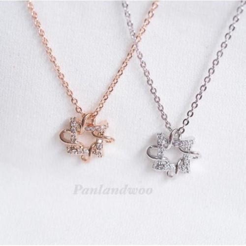 Foto Produk Kalung Panlandwoo Fashion Korea Untuk Wanita - Willow dari Panlandwoo
