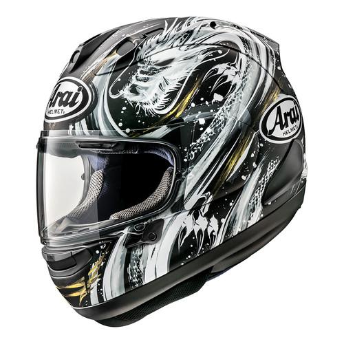 Foto Produk Arai SNI RX7X Kiyonari Helm Full Face - Graphic Black Doff - L dari Arai Indonesia