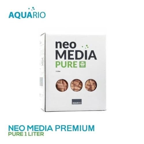 Foto Produk Neo Media Pure Premium 1L Aquario Media Bakteri Filter dari Java Reef