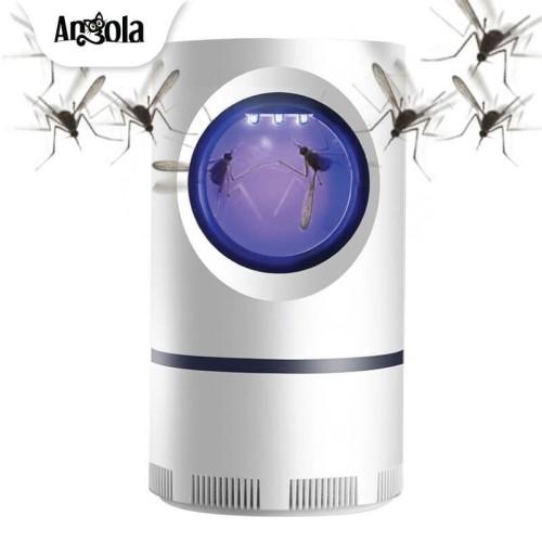 Foto Produk Angola Mosquito Killer B02 Lampu Perangkap Nyamuk Alat Pembunuh Nyamuk dari Angola Official Store