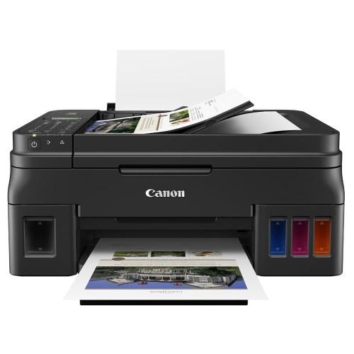 Foto Produk Printer Canon Pixma G4010 G-4010 All-in-One Print Scan Copy WiFi ADF dari PojokITcom Pusat IT Comp