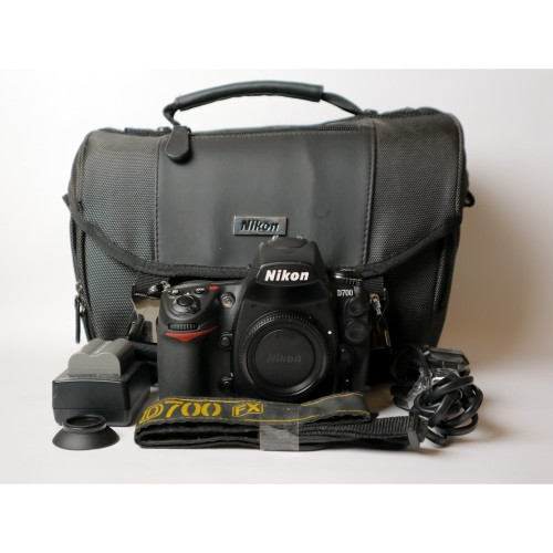 Foto Produk NIKON D700 BODY ONLY SUPER MINT CONDITION dari Finding Camera