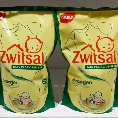 Foto Produk Zwitsal Baby Fabric Detergent 700ml dari evandershopp