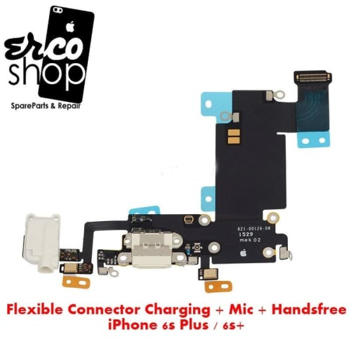 Foto Produk FLEXIBLE IPHONE 6SP 6S PLUS CONNECTOR CHARGER CHARGE CAS dari ERCO