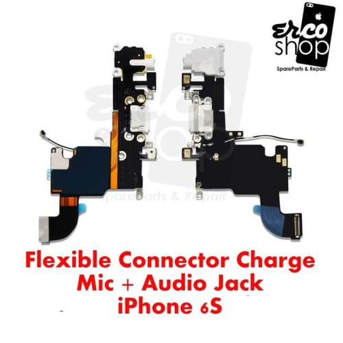 Foto Produk FLEXIBLE IPHONE 6S CONNECTOR CHARGER CHARGE CAS dari ERCO