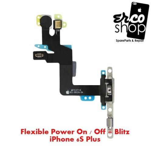 Foto Produk FLEXIBLE IPHONE 6SP 6S PLUS POWER ON OFF BLITZ dari ERCO