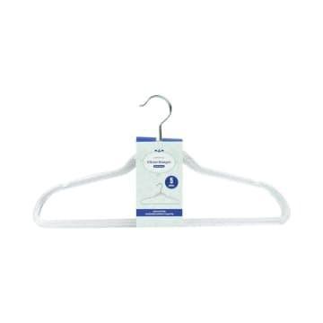 Foto Produk Set Hanger Pakaian / Gantungan Baju Glitter 5 Pcs dari Abhie Diecast