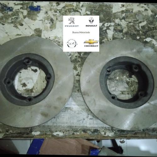 Foto Produk Disc Brake Piringan Rem Depan Chevrolet Spark 800 Daewoo Matiz 800 Set dari BuanaMotor