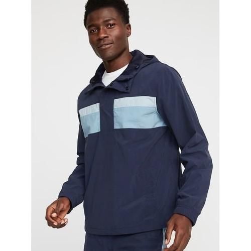 Foto Produk ON Water Repellent Jacket ORIGINAL BIGSIZE - Jaket Pria Jumbo SIZE 77 - 2XL dari Tokobigsize