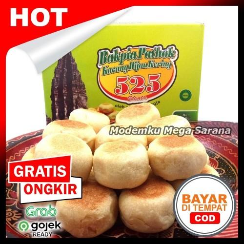 Foto Produk [20 biji] Bakpia Pathok 525 Asli Jogja - Kering - Kacang Hijau dari Modemku Mega Sarana