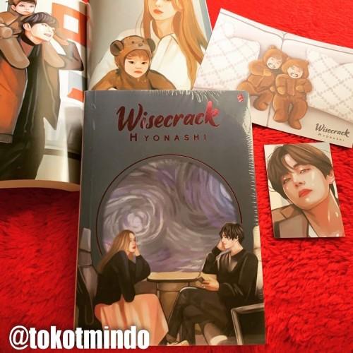 Foto Produk Novel WISECRACK (Hyonashi) dari toko tmindo