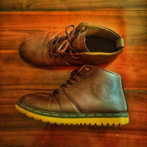 Foto Produk sepatu kulit teknik dari marcell H