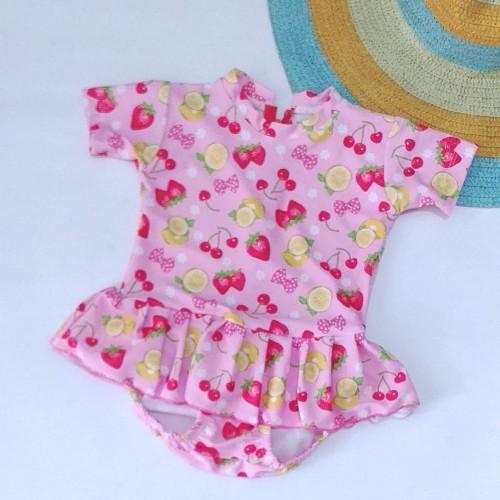 Foto Produk baju renang bayi / girl swimsuit / baju renang lucu - mermaid, S dari Makhachkalaa