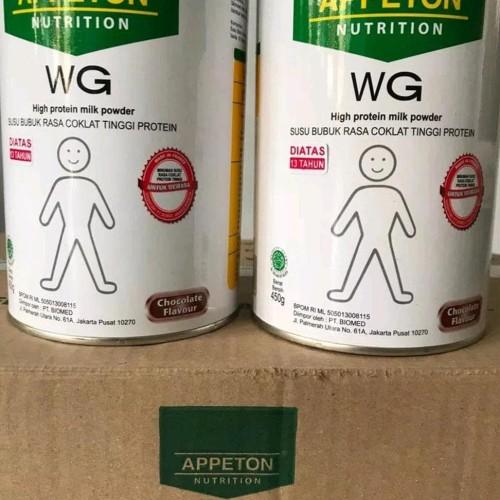 Foto Produk BEST SELLER APPETON weigth gain apeton susu penambah berat badan dari venyostuff