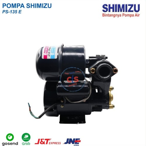 Jual Terbaik Mesin Pompa Air Sumur Dangkal Shimizu Ps 135 E Otomatis Jakarta Pusat Holica Motors Tokopedia