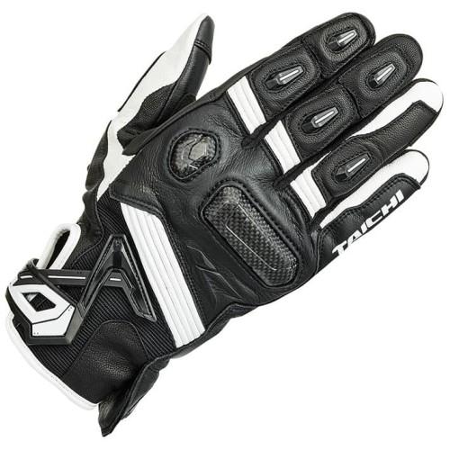 Foto Produk RS Taichi RST441 Raptor Leather Glove - White Black - XXL dari RS Taichi Official Store