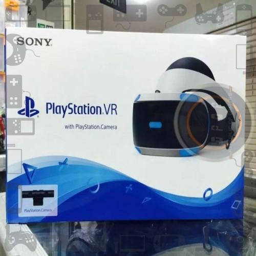 Foto Produk PS Playstation VR Includ Grand Tourismo Game dari dpopshop