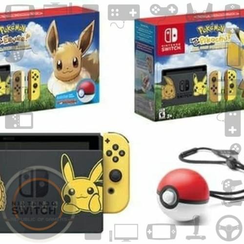 Foto Produk Nintendo Switch Pokemon Edition dari dpopshop